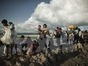 Bangladesh y Myanmar acuerdan plazo de retorno para refugiados rohingyas