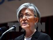 Vicepremier y canciller vietnamita ratifica solidaridad con Sudcorea ante consecuencias de sismo