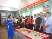 Exposición confirma soberanía de Vietnam en Hoang Sa y Truong Sa