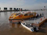 Entra en servicio primera ruta de autobús fluvial en Ciudad Ho Chi Minh