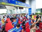 Miles de atletas participan en concurso internacional de maratón en Ciudad Ho Chi Minh