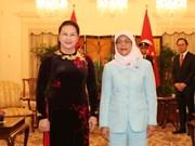 Destacan relaciones Vietnam- Singapur