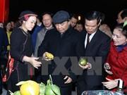 Premier vietnamita insta promover calidad de productos locales de provincia de Ha Giang