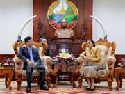 Vietnam y Laos robustecen cooperación jurídica