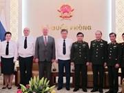 Ejércitos de Vietnam y Rusia buscan intensificar cooperación jurídica