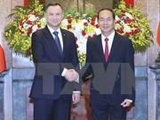 Declaración conjunta Vietnam-Polonia