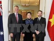 Vietnam y Australia profundizan lazos parlamentarios