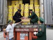 Vietnam y China refuerza cooperación en lucha contra contrabando