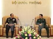 Fuerzas armadas de Vietnam e Indonesia intensifican cooperación