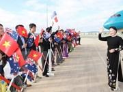 Presidenta de Asamblea Nacional de Vietnam inicia visita oficial a Australia