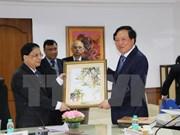 Vietnam e India fomentan colaboración en labores jurídicas