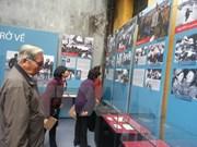 Efectúan en Hanoi exposición sobre victoria de Dien Bien Phu aéreo