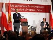 Empresas de Vietnam y Polonia impulsan cooperación