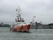 Rescatan a 12 pescadores en mar de provincia sudvietnamita