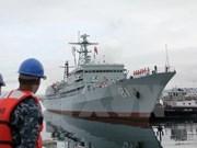 Armadas de China y Vietnam realizarán patrullaje conjunto