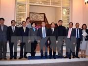Ciudad Ho Chi Minh coopera con Sudcora en mejoramiento de calidad educacional