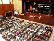 Inauguran sexta reunión del Consejo Popular de Ciudad Ho Chi Minh