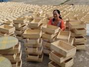 Vietnam mejora cadena de valor de producción artesanal