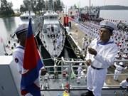 Vietnam y Camboya evalúan labores de patrullaje conjunto