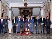Ciudad Ho Chi Minh busca impulsar cooperación en educación con Ontario
