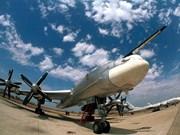 Rusia envía bombarderos estratégicos a Indonesia