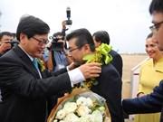 Vietnam Airlines recibe a pasajero número 200 millones