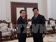 Destacan apoyo de Agencia Vietnamita de Noticias a Laos