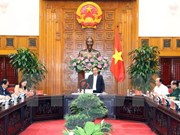 Premier vietnamita revisa directrices para futuro desarrollo de provincia de An Giang