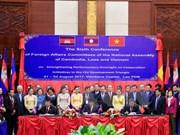 Efectuará en Vietnam reunión del comité coordinador del Triángulo de Desarrollo CLV