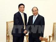 Vietnam favorece inversiones hongkonesas, afirma premier