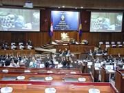 Asamblea Nacional de Camboya aprueba nuevos miembros