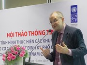 Destacan logros de Vietnam en garantía de derechos humanos y de ciudadanos
