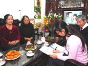 Vietnam estimula revisión médica antes del matrimonio para garantizar buena salud popular