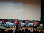 Celebran en Rusia concurso para jóvenes vietnamitas
