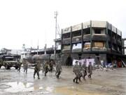 Ejército filipino respalda extensión de ley marcial en Mindanao
