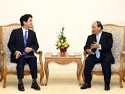 Premier de Vietnam destaca asociación estratégica con Japón
