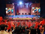 Inauguran Congreso nacional de Jóvenes Comunistas Ho Chi Minh