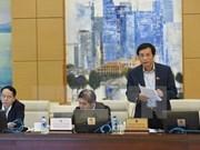 Quinto período de sesiones del Parlamento de Vietnam se efectuará a mediados de 2018