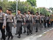 Indonesia fortalece seguridad antes de Navidad y Año Nuevo