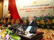 Inauguran congreso de Asociación de Veteranos de Guerra de Vietnam