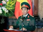 Jefe del ejército de Vietnam apoya a lazos navales con Camboya