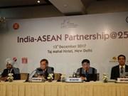Resaltan avance de los lazos ASEAN- India en 25 años