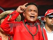 Tailandia encarcela a líder de oposición