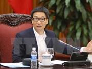 Vicepremier vietnamita destaca necesidad de informatizar sistema administrativo