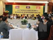 Celebran en provincia vietnamita reunión de subcomisiones económicas del Triángulo de Desarrollo CLV