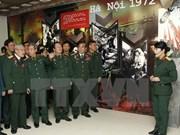 Exhiben documentos y fotos sobre épica batalla aérea de Dien Bien Phu