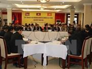 Concluye reunión del Triángulo de desarrollo CLV