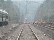 China construye línea ferrocarril de alta velocidad hacia ASEAN