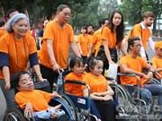 Intensificarán actividades a favor de víctimas vietnamitas de agente naranja