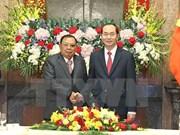 Declaran conclusión exitosa de Año de Solidaridad y Amistad bilateral 2017